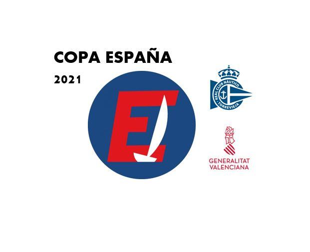 COPA ESPAÑA clase EUROPE 2021