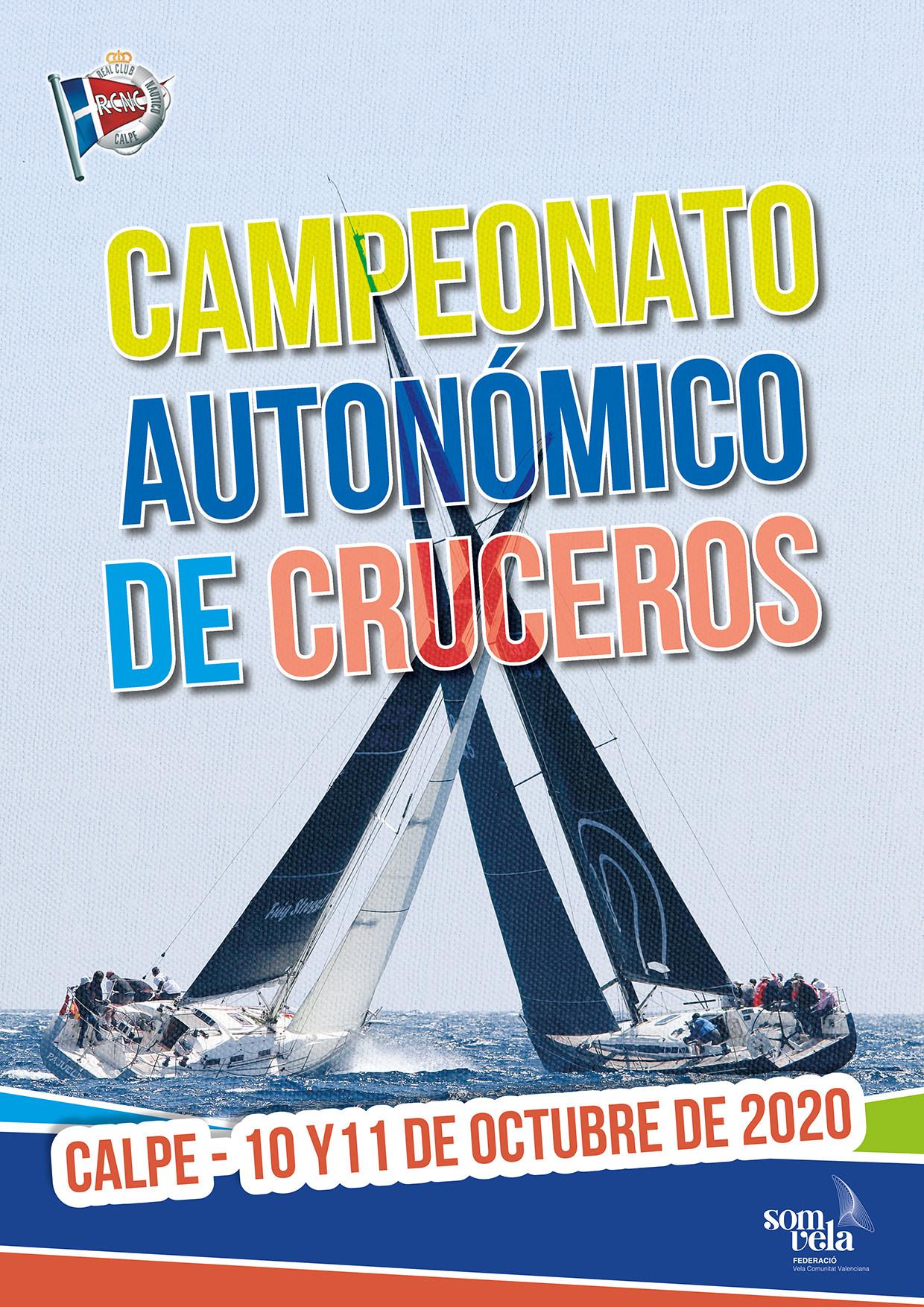 CAMPEONATO AUTONÓMICO DE CRUCEROS - Trofeo Generalitat Valenciana
