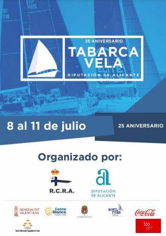 XXV TABARCA VELA-DIPUTACION DE ALICANTE